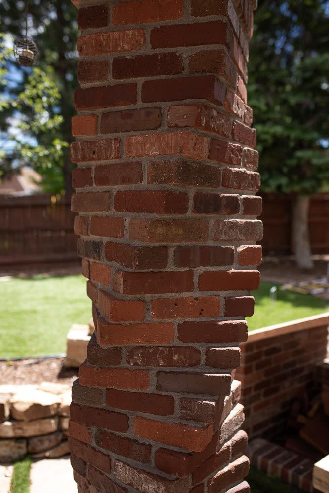 Brick Post